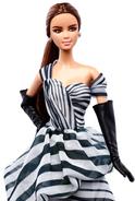 Chiffon Ball Gown Barbie Doll 3