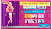 Barbie Jet, Set & Style! The Mini Game Gameplay 9