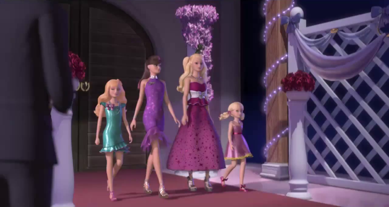Bal du tournoi barbiep dia fandom powered by wikia - Barbie club hippique ...