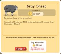 Gray Sheep