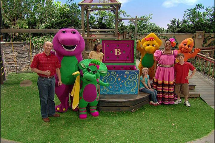 The Best Of Barney Barney Wiki Fandom Powered By Wikia