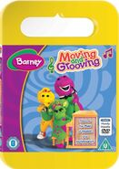 Moving And Grooving 2007 UK DVD