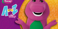 A to Z with Barney