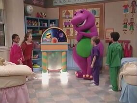 Barney S Good Day Good Night Barney Wiki Fandom