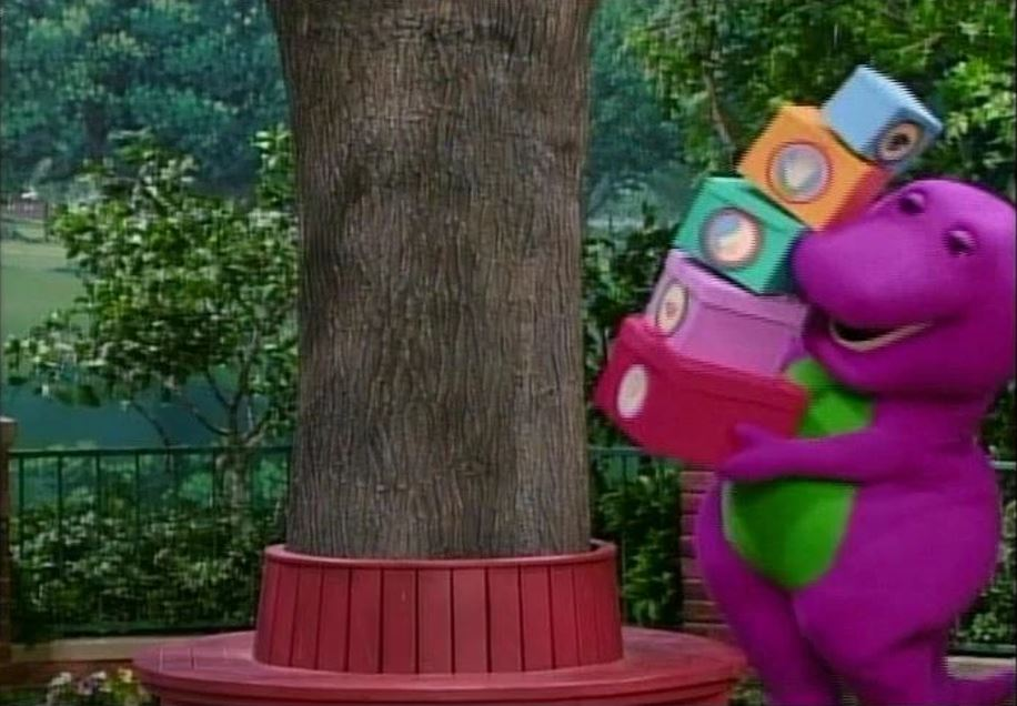When did barney start dating patrice 10
