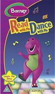 Read with Me, Dance with Me 2003 UK VHS
