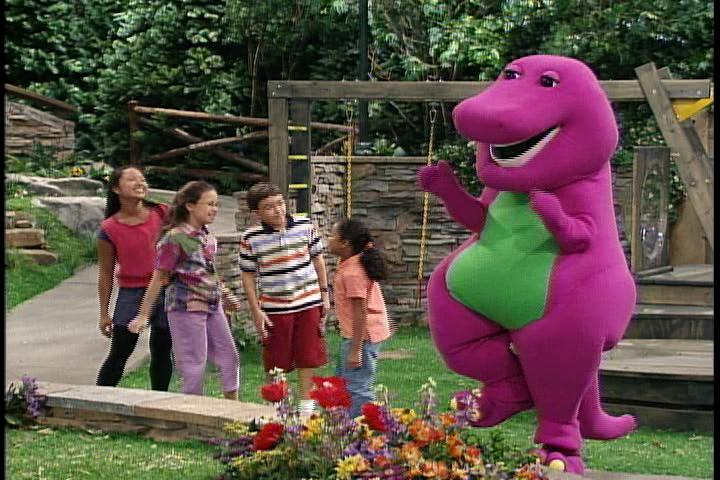 Dancing Won T You Come And Join Me Barney Wiki