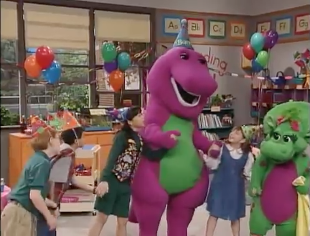 shopping for a surprise barney wiki fandom powered by wikia