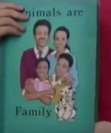 Animalsarefamily