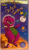 Barney in Outer Space Release
