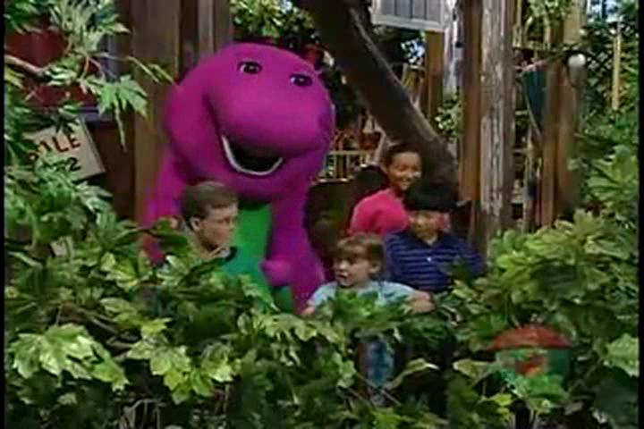 Way Up In A Tree Barney Wiki Fandom Powered By Wikia