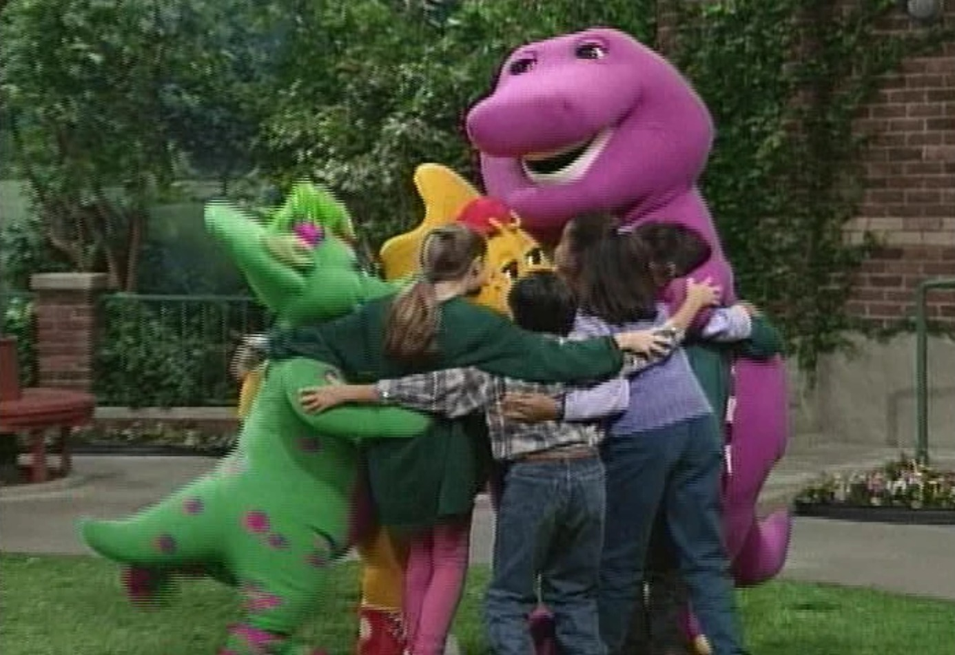 Being Together Barney Wiki Fandom Powered By Wikia
