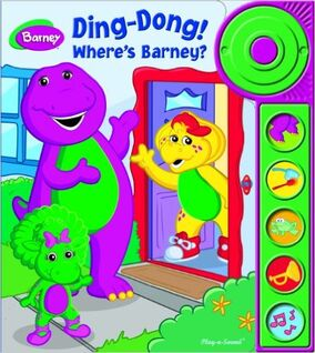 Ding Dong Where's Barney