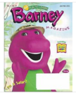 Barney Magazine - On A Safari!