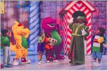 Barney S Musical Castle Barney Wiki Fandom Powered By