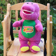 2nd Knockoff I Love You Barney