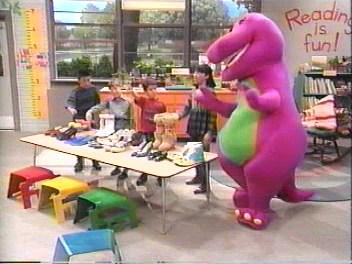 Image Barney Wiki Fandom Powered By Wikia