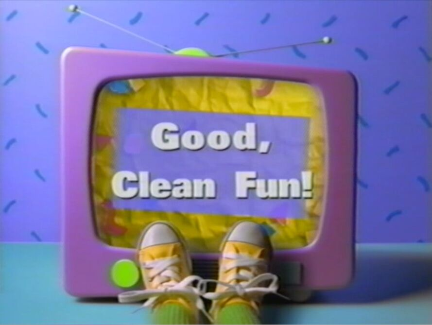 Barney Theme Song (Good, Clean Fun!s version) (Clip from You Are Special! and Audio from Good, Clean Fun!)