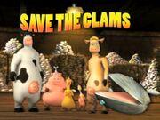 Back at the Barnyard Save the Clams