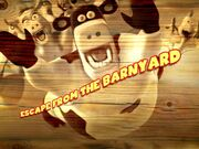 Back at the Barnyard Escape from the Barnyard