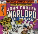 Warlord of Mars (Marvel) : Issue 2