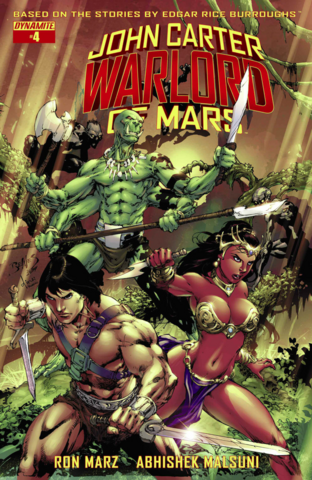 File:John Carter Warlord of Mars (Dynamite) 4 cover.png