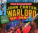 Warlord of Mars (Marvel) : Issue 7