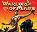 Warlord of Mars (Dynamite) : Issue 13