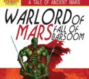 Warlord of Mars: Fall of Barsoom Issue 3