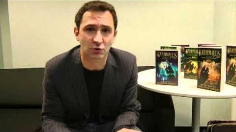 Jonathan Stroud discusses Bartimaeus books-0