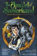 The Amulet of Samarkand graphic novel