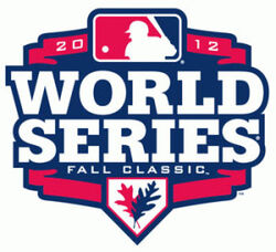 2012 World Series logo