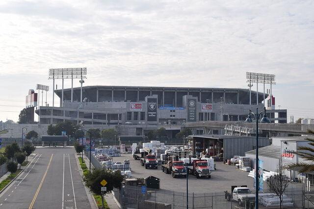 File:O.co Coliseum, as seen from the Coliseum BART station..JPG