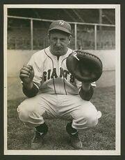 Ernie Lombardi C