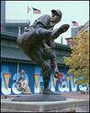 Spahn statue