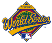 1996 World Series Logo
