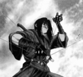 Yashamaru using his Kokujou.png