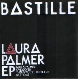 Laura palmer ep cover