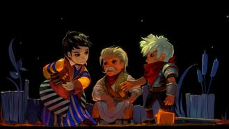 Zulf, Rucks e Kid