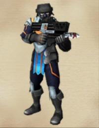 Dark Service Peon (Origins)