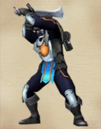 Dark Service Swordsman (Origins)