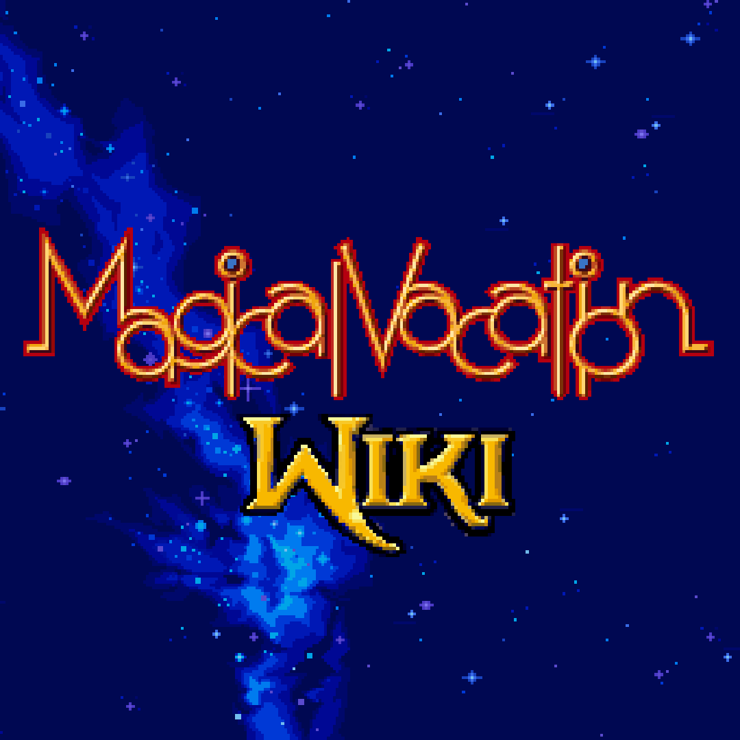 Magic Wiki Logo link