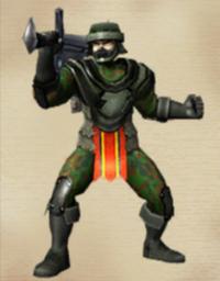 Dark Service Swordmaster (Origins)