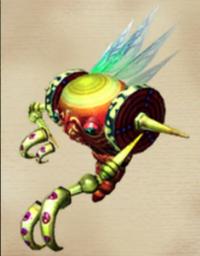 Cicada Golem (Origins)