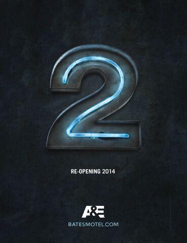 File:Bates Motel S2 teaser poster.jpg
