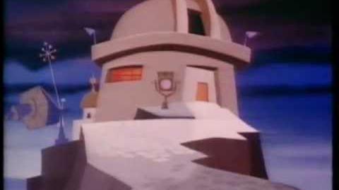 Batfink- 'The Kangarobot' (Full Episode)