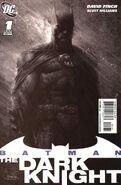Batman The Dark Knight-1 Cover-3
