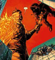 Damian dies