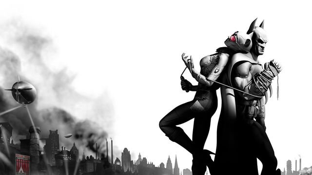 File:Batman and Catwoman Arkham City.jpg