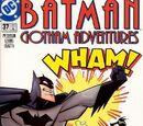 Batman Gotham Adventures 37